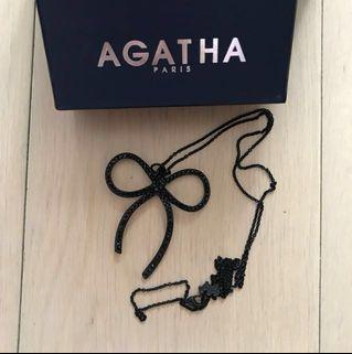 Agatha 頸鏈 (連盒)