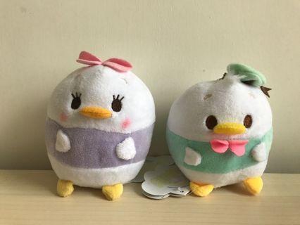Donald & Daisy Ufufy