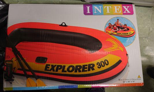 全新Explorer300橡皮艇平讓$120
