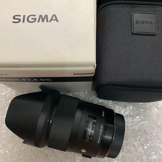 Sigma 35mm F1.4 DG HSM Art FOR CANON (公)