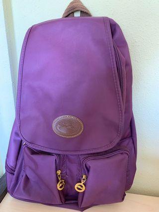 Cheap Purple Backpack
