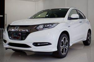 HONDA VEZEL RENT TODAY