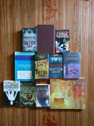 Sci Fi, Fiction & Facts Books #JuneToGo