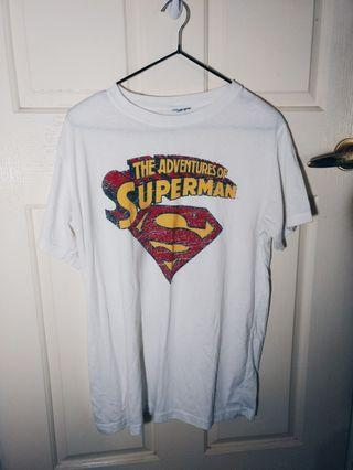 """""""The Adventures of Superman"""" t-shirt"""
