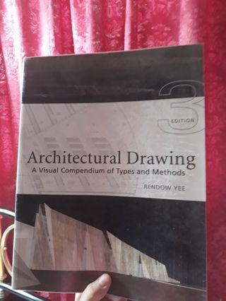 Architecture drawing 3rd edition (visual compedium of type & method)