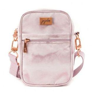 Jujube Mini Helix Rose Gold Messenger Bag