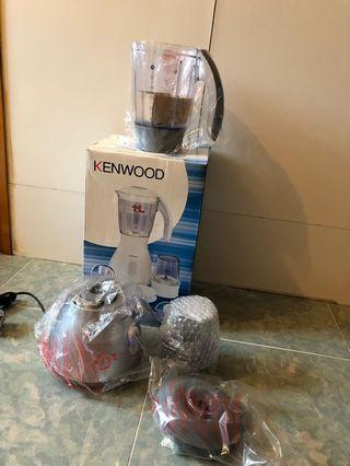 Kenwood 攪拌機及乾磨機