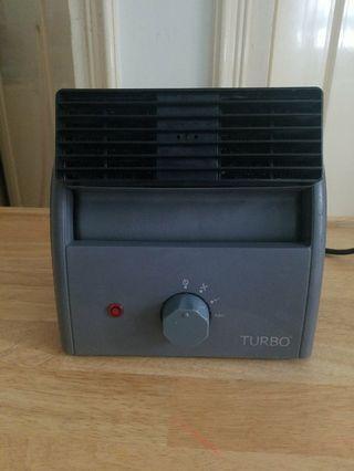 Turbo 暖風機