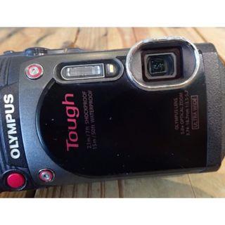 二手 包防水 OLYMPUS TG-870 TG870 皮Y 防水相機 翻轉螢幕