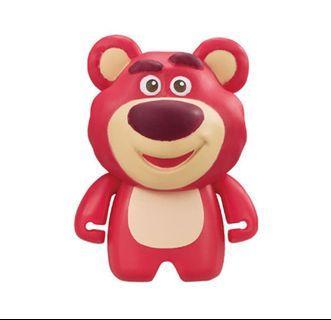 Disney Toy Story Lotso 勞蘇 扭蛋 反斗奇兵  4
