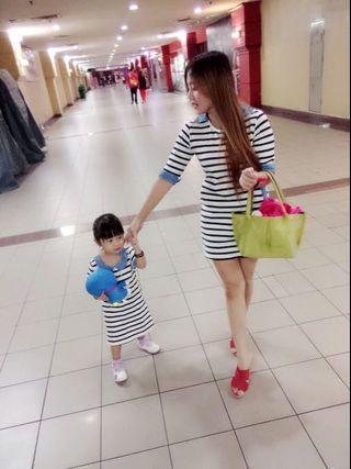Child Dress Rm10 / Women Rm15