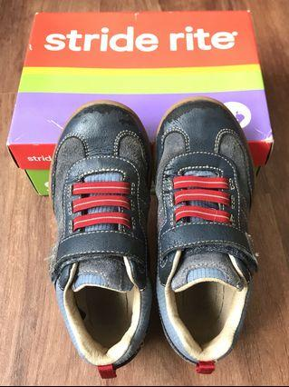 Stride Rite Boys Shoes Leather (free post)