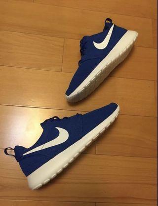 全新 Nike Roshe Run One 藍色 慢跑鞋 休閒鞋 男款 US:10