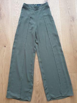 Bardot slit pants sz 6