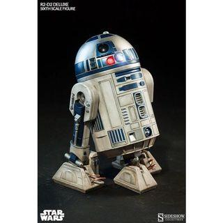 Sideshow Collectibles Deluxe R2D2