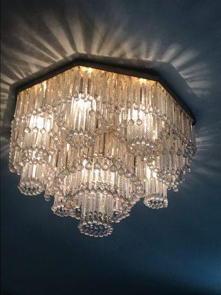 Lampu Gantung Hias Decorative Crytal Chandelier Lamp