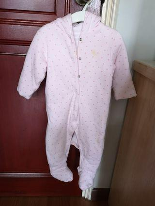 Mothercare Thermal Jumpsuit