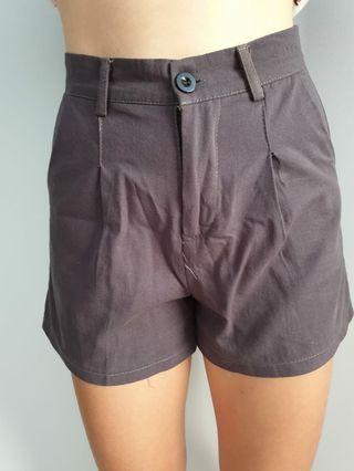 bn ulzzang high waisted shorts