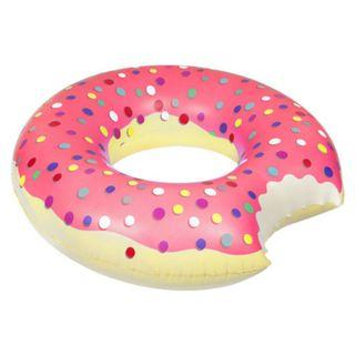 BN Pumpt Donut pool ring - Vanilla or Strawberry