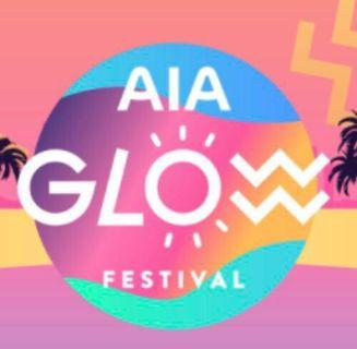 AIA Glow Festival All Day Access Tickets