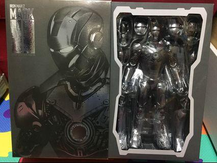 1/6 Hot Toys Ironman Mark 2 (Armor Unleashed Version) MMS150