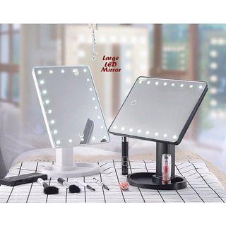 Cermin / Cermin LED / Kaca Rias / Cermin Lampu