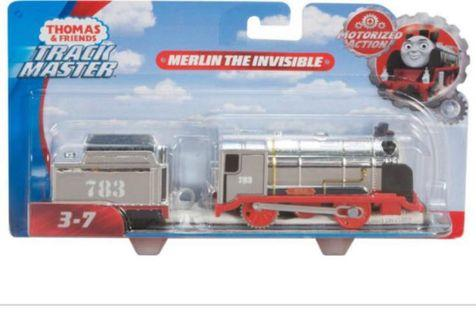 Thomas and Friends - Merlin the Invisible Toy Train