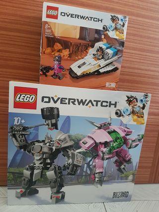 Lego 75970 & 75973