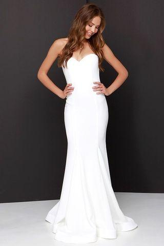 Mermaid wedding dress tailoring