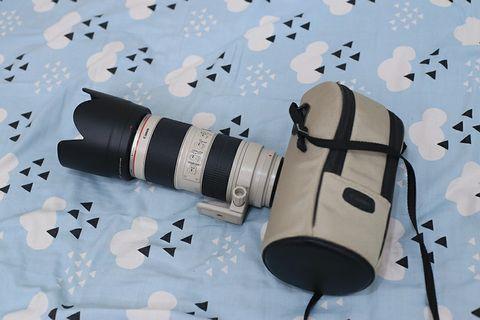 lensa canon 70-200 F 2.8/ IS 2 murah dan mulus (non code)