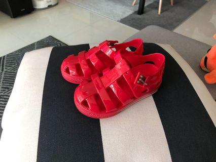 Dolce and Gabbana Jelly Sandals