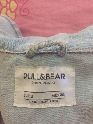 Denim pull & bear