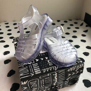 🚚 Mini Melissa Shoes