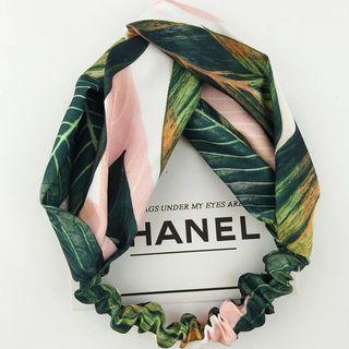 Retro Summer Floral Headbands