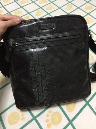 Authentic Gucci sling