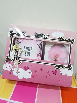 Anna sui愛在巴黎甜美粉禮盒