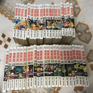 Mutiara Naga Comic House (Dragon Ball) Fullset