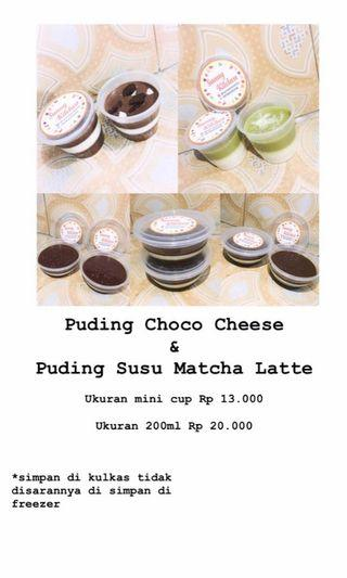 Pudding choco mouse. Kepoin langsung ig@sunnykitchen