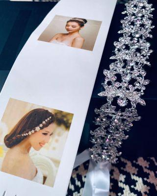 New Instock 1pc Wedding/Engagement Hair Accessories