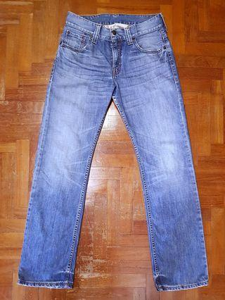 Levi's 523 - W30 L32 (Men, Straight, Zipper fly)