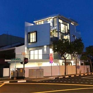 Freehold Corner Terrace for Sale at Telok Kurau