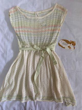 日系全新女裝線裙