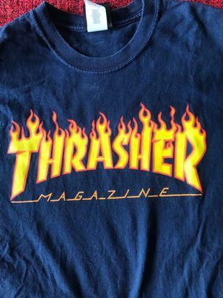 Thrasher T-Shirt (Authentic)