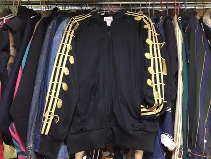 Adidas Jeremy Scott 音符外套 Jacket