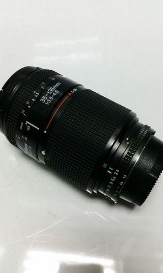 Nikon Af 35-135mm f3.5/4.5..gd working