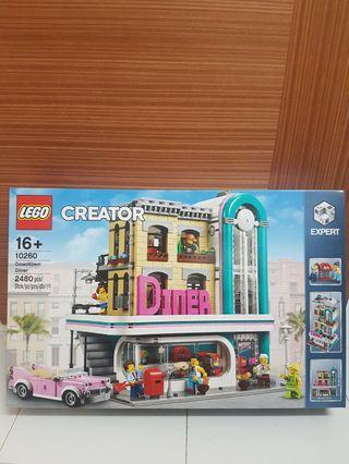 Lego 70620 Downtown Diner