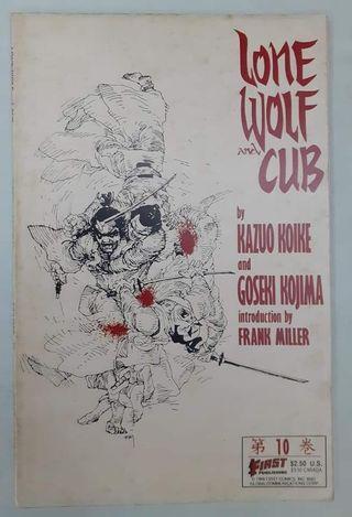 Lone Wolf & Cub #10