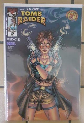 Tomb Raider #1 ( DF Variant )