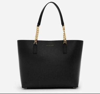 Charles and Keith Tote Chain