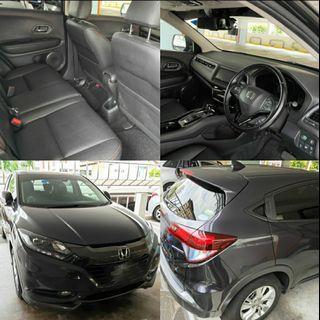 Brand New Honda Vezel Hybrid Rent/LTO